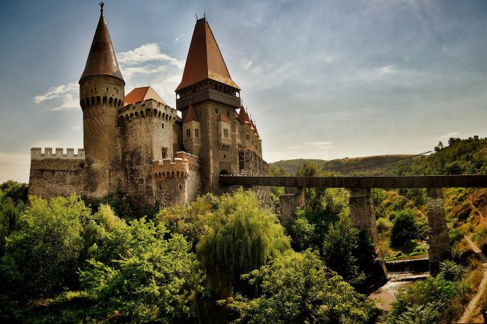 The private tour of Romania from Bucharest