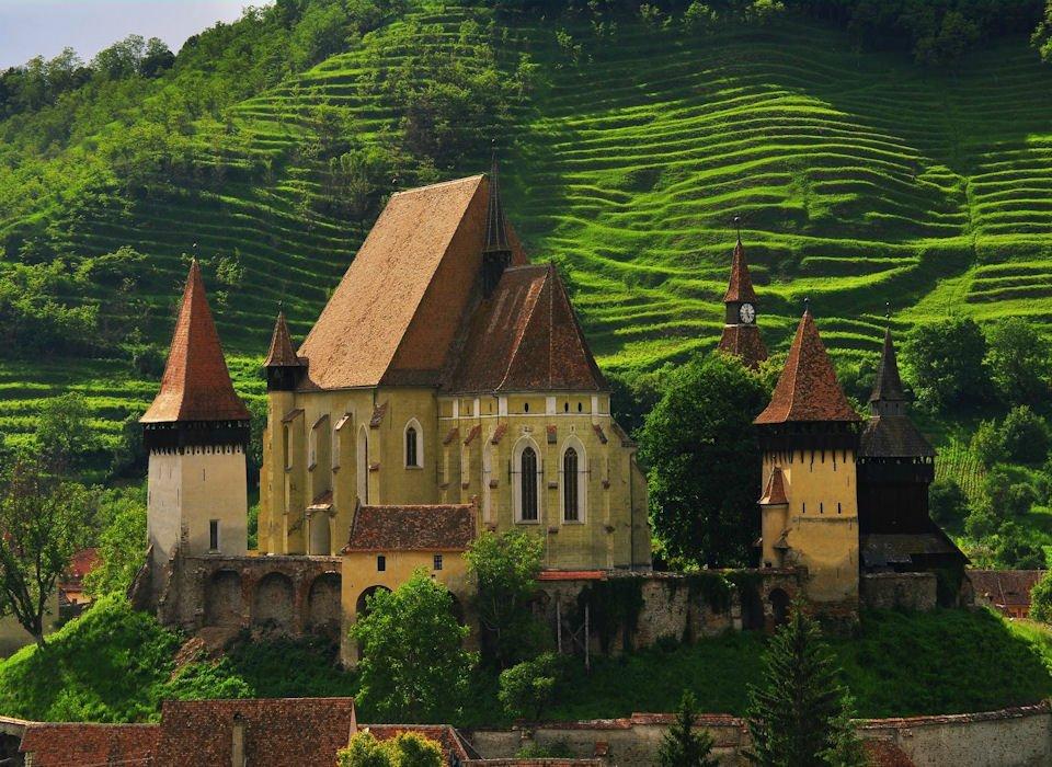 Biertan fortified church - a UNESCO World Heritage site