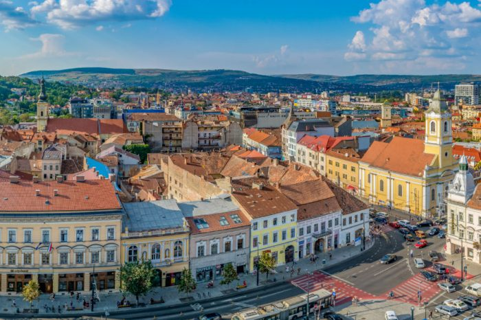 10 days Romania tour from Cluj-Napoca
