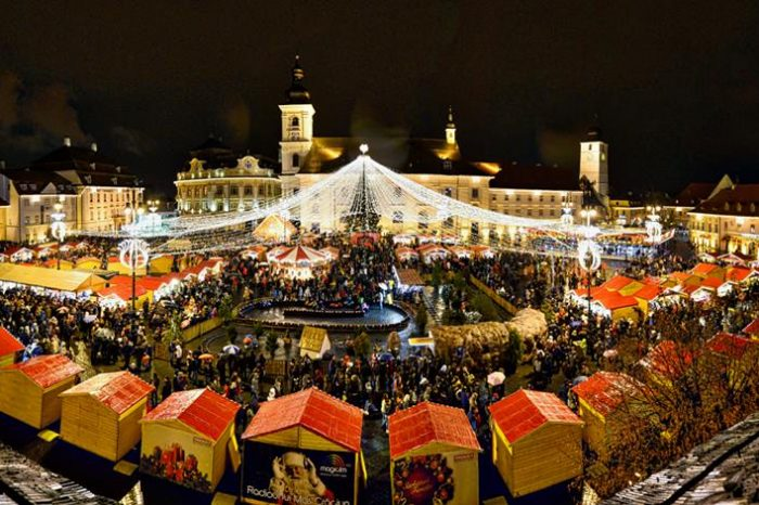 2020 Romania Christmas Markets tour