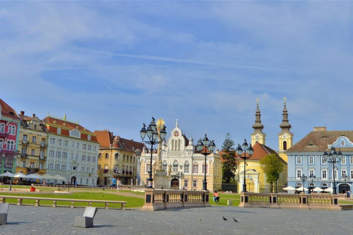 The private tour of Romania from Timisoara