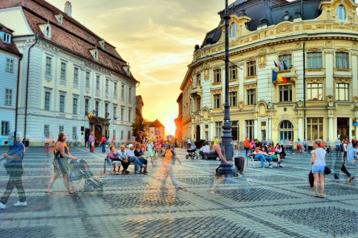 Transylvania tour from Sibiu