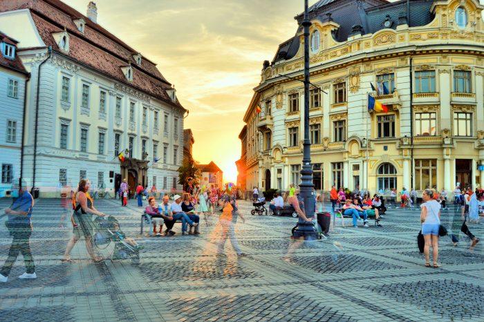Descoperiți Transilvania din Sibiu