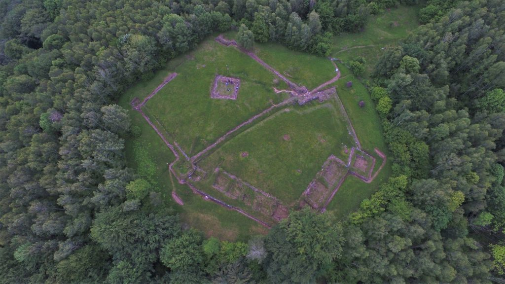Cetatea Costesti Blidaru