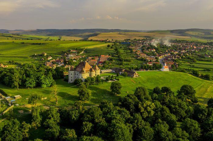 Tour des vins de Transylvanie
