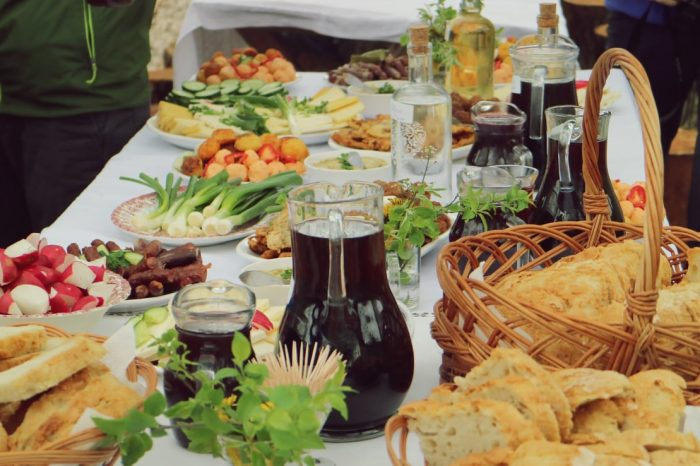 Le voyage gastronomique de la Roumanie